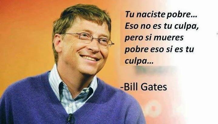 Frases Motivacion Personal Bill Gates