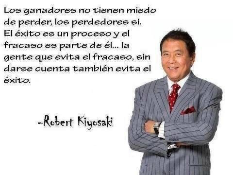 Frases Robert Kiyosaki