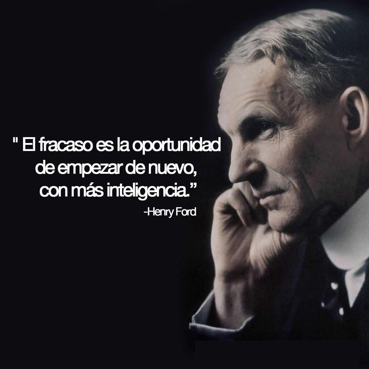 Henry Ford frases