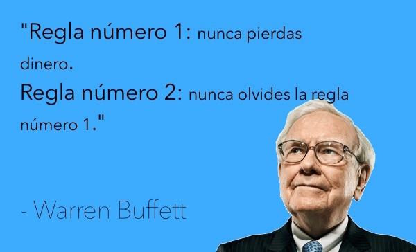 Warren Buffett frases