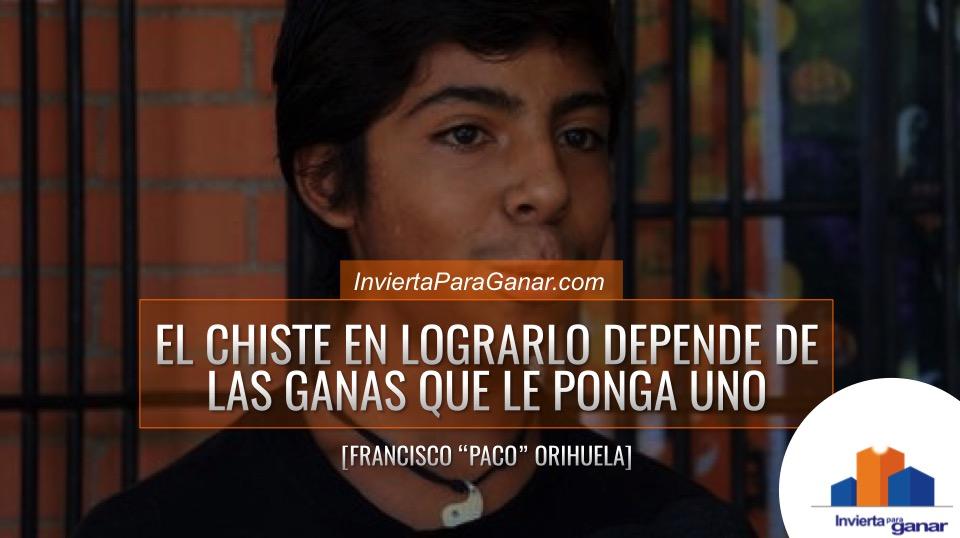 """Franciso """"Paco"""" Orihuela - El niño de las empanadas Acapulco - Mexico"""