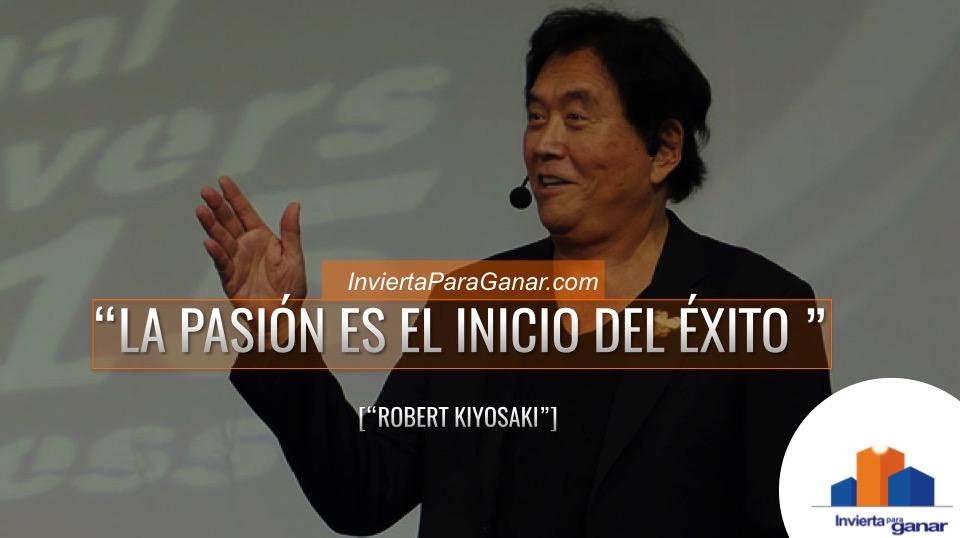 Éxito - Robert Kiyosaki- Frases