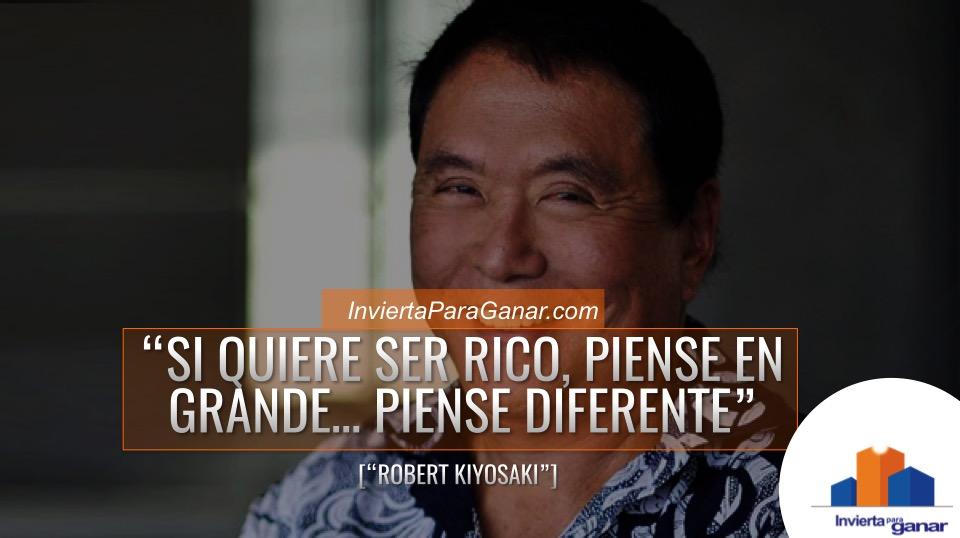 Robert Kiyosaki Ser Rico