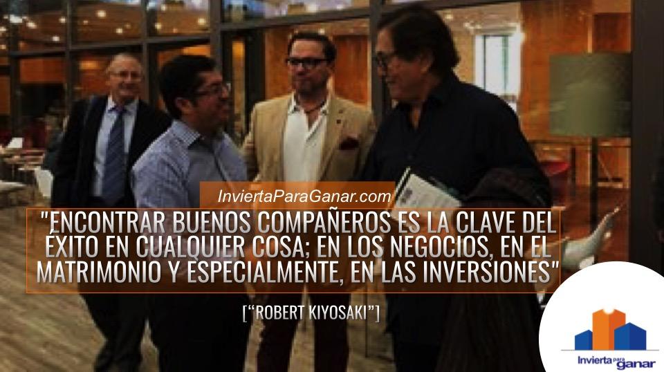 Robert Kiyosaki y Javier Hernandez - Invierta Para Ganar