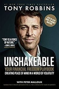Libro Unshakeable Tony Robbins - Amazon