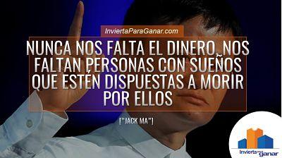 Jack Ma Frases Motivadoras