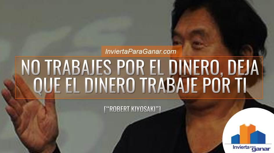 Frases Robert Kiyosaki sobre el dinero