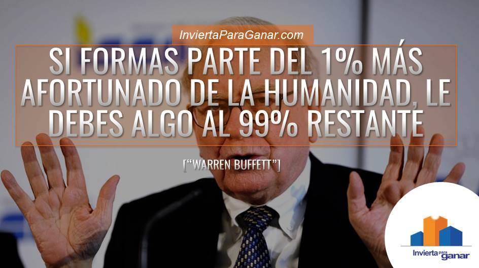 Frases Warren Buffett Inversiones En Bolsa