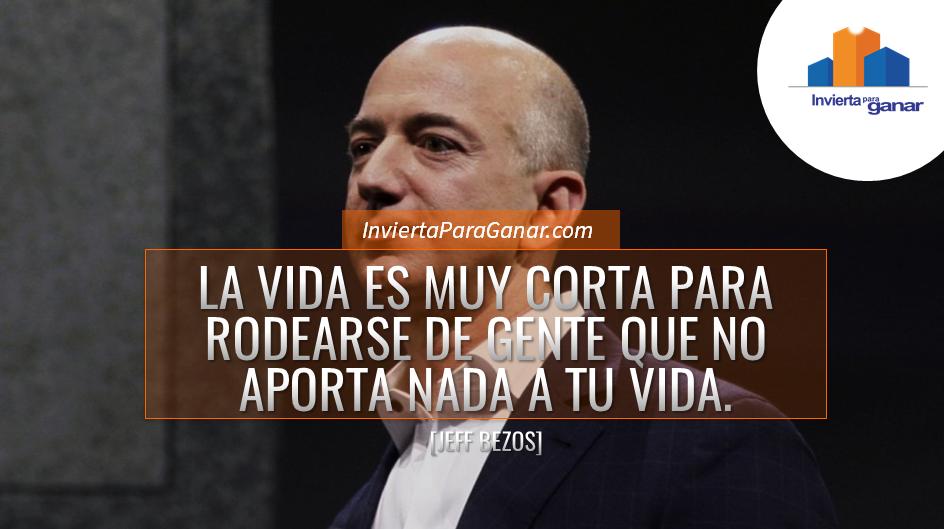 Jeff Bezos - Acciones