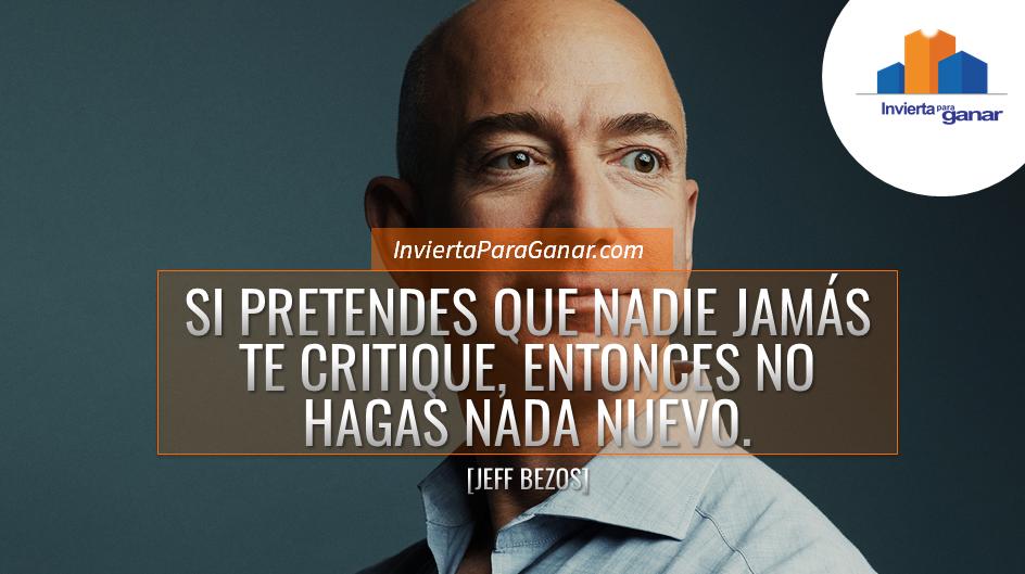 Jeff Bezos - Frases