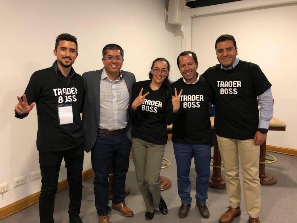 Cumbre de la Riqueza 2018 - Invierta Para Ganar Javier Hernández - Inversionistas Bolsa de Valores de Nueva York